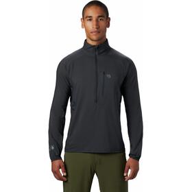Mountain Hardwear Kor Preshell Pullover Hombre, dark storm